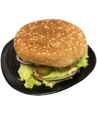 4.Csirkés hamburger
