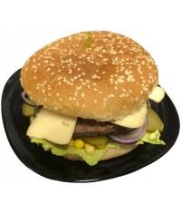 2. Extra hamburger