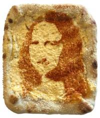 Mona Lisa Pizza